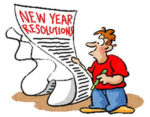 On My Honor I Will Try To Keep My New Year's Resolution