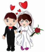 June Brides and Grooms